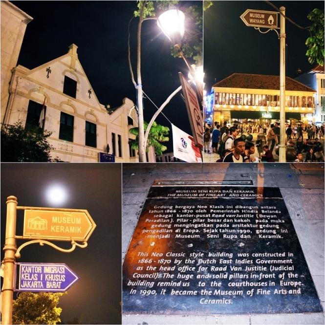 buat yang senang sejarah,kota tua memang wajib dikunjungi