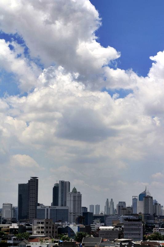 foto landscape jakarta